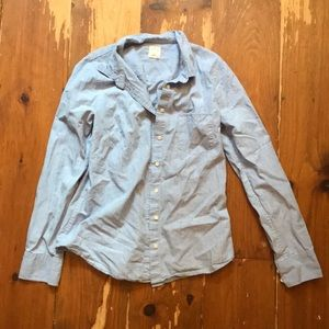 J.Crew the perfect shirt women's size 4